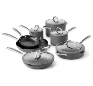 simply calphalon stainless cookware