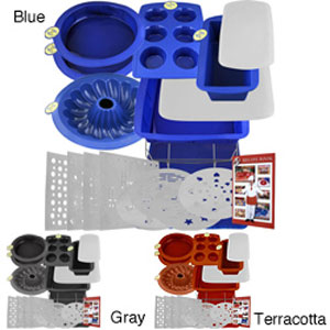 smartware silicone bakeware instructions