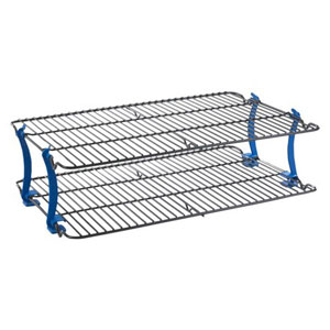 three tier cooling rack