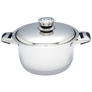 waterless greaseless cookware surgical steel