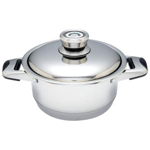 united surgical steel cookware