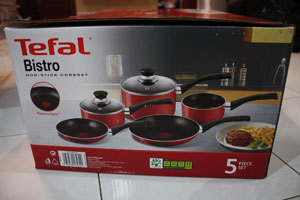 tefal pans reviews