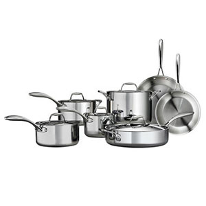 tramontina stainless steel cookware reviews