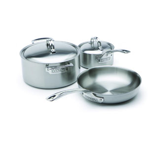 all clad vs viking cookware