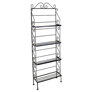 wire bakers racks chrome