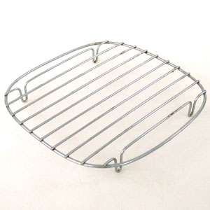 roasting pan with wire rack