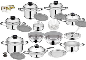 zepter cookware set